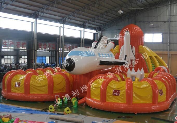 30x20米航天基地(可定制)