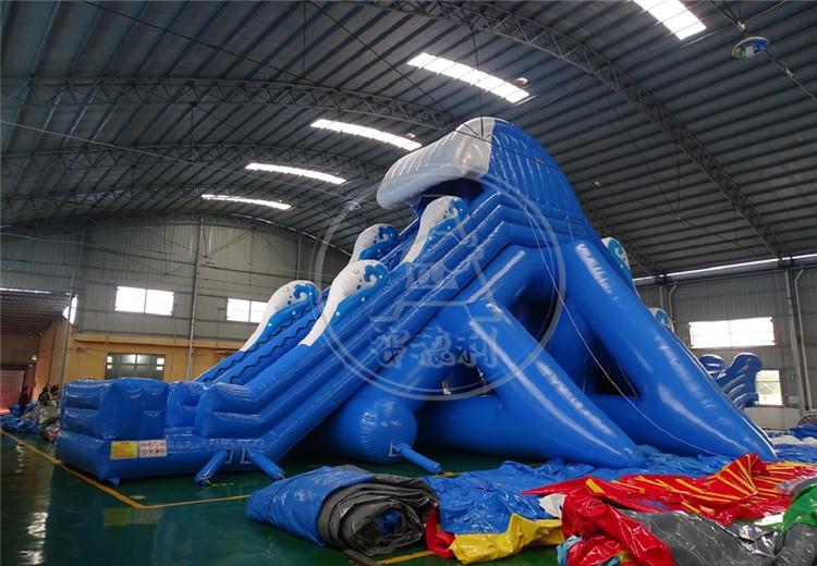 搭配1.32米水池飛人滑梯